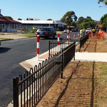 Traffic control devices – city of playford