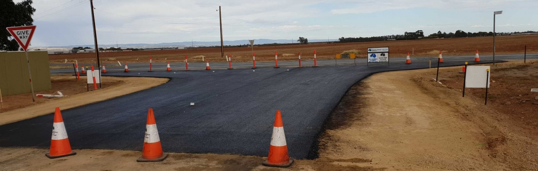 Carclew Road Reconstruction