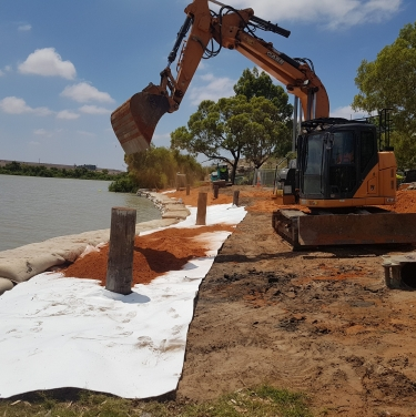 Thiele reserve bank reclamation