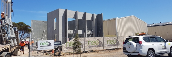 New Neo Offices