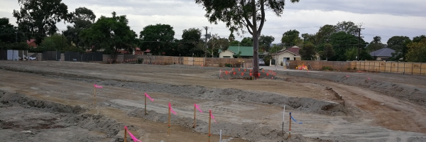 Neo Commence Works on the Third Avenue Development Everard Park