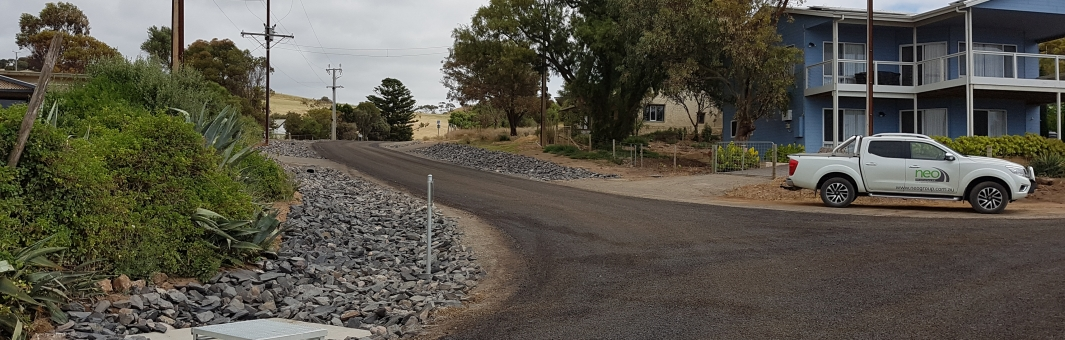 Myponga Township Road and Drainage Upgrade