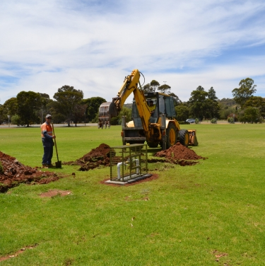 City of playford recycled water (asr) customer connections