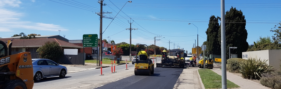 Yandra Terrace Stormwater Upgrade